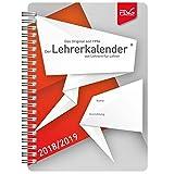 Lückert, W: A5 Lehrerkalender von Lehrern für Lehrer 2018/20