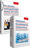 Kombi-Paket Die aktuellen aushangpflichtigen Gesetze 2018 + Arbeitsschutz, Gesundheitsschutz, Unfallverhütung